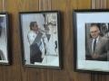 Past Presidents Irene Rudnick, Stephen Surasky,  Peter Baumgarten