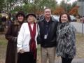 Cheryl Baum, Rahlene Rifkin Linder, Garry Baum, Ann Meddin Hellman