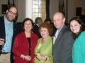 Alex Grumbacher, Ann Meddin Hellman, Judy Devine Holz, Rabbi Anthony Holz, Lynn Grumbacher
