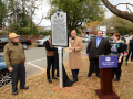Dr Alan Brill, Rabbi Eric Molio, Rabbi Sandy Marcus