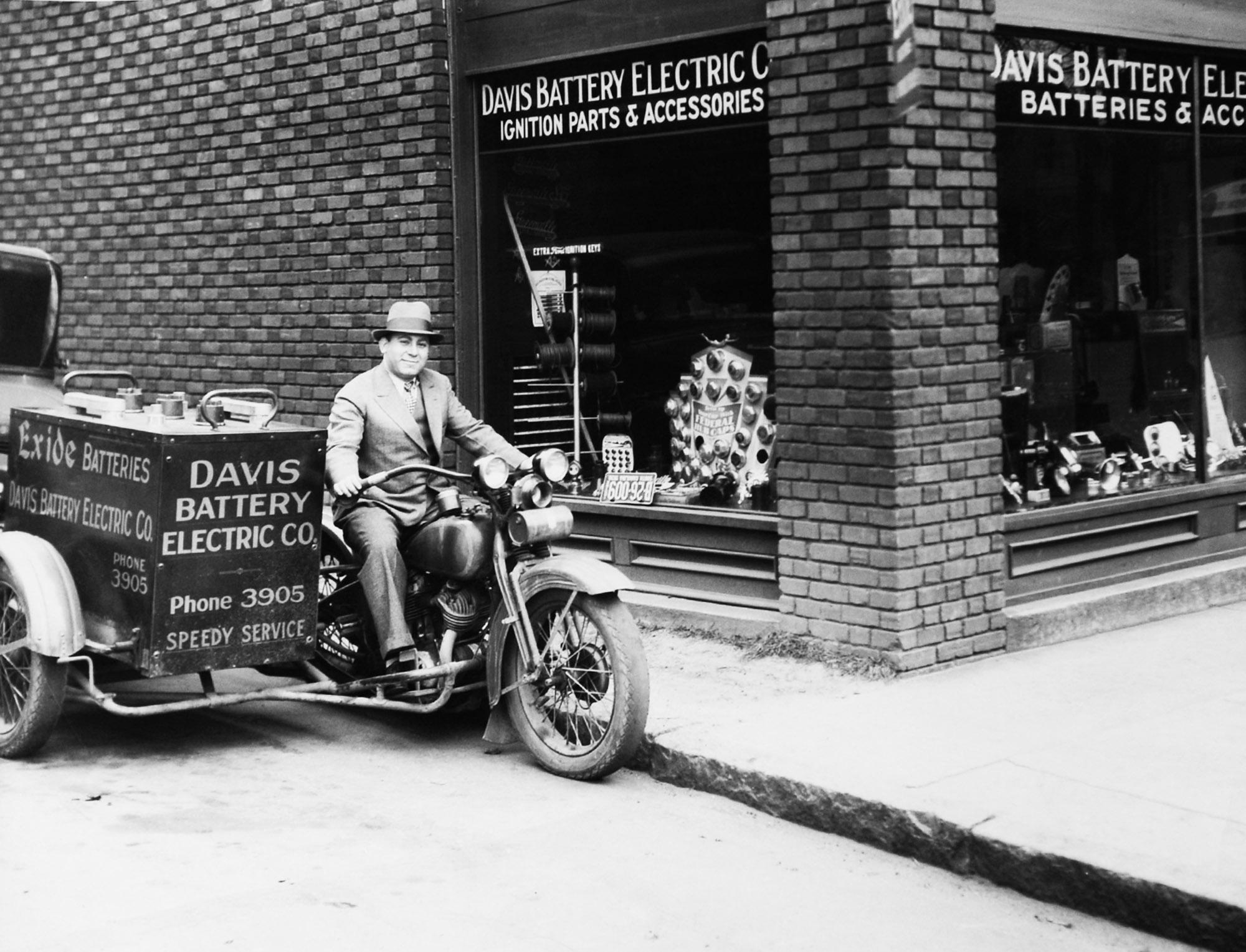 Davis Battery