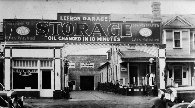 Efron Garage