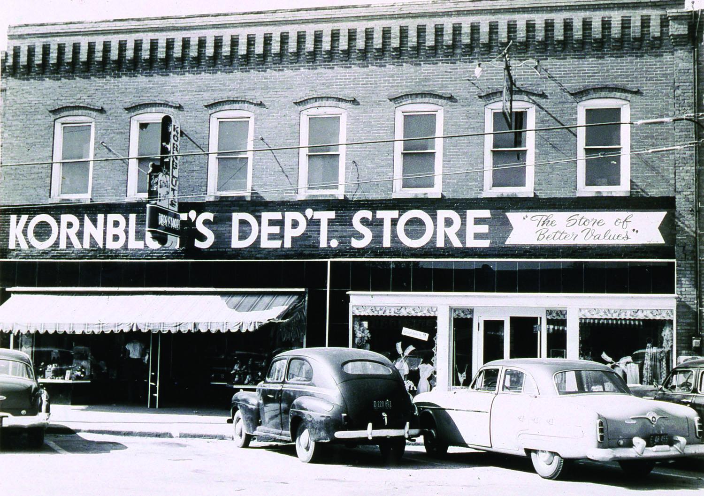 Kornblut's Department Store