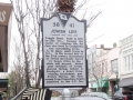 Jewish Life side of marker
