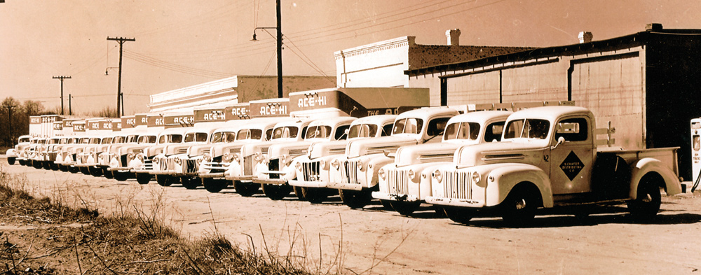Schafer-Distributing-Compa-cars
